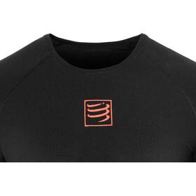 Compressport 3D Thermo UltraLight Koszula z krótkim rękawem, czarny